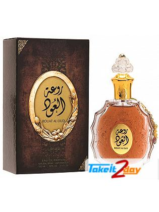Lattafa Rouat Al Oud Perfume For Men And Women 100 ML EDP