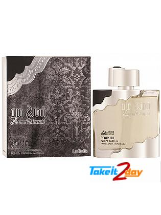 Lattafa Shamni Marrah Homme Perfume For Men 100 ML EDP