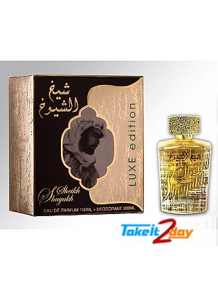 Lattafa Sheikh Al Shuyukh Luxe Edition Perfume For Men And Women 100 ML EDP