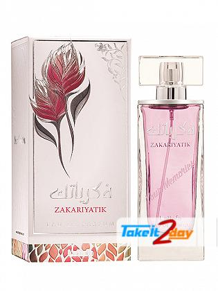 Lattafa Zakariyatik Perfume For Men And Women 100 ML EDP
