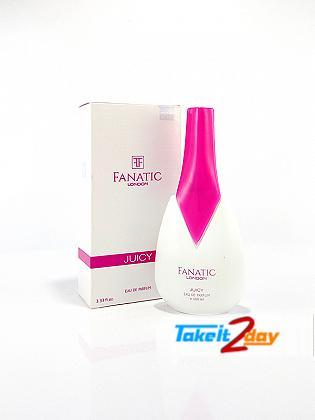 Meera Parfume Fanatic London Juicy Perfume For Men And Women 100 ML EDP