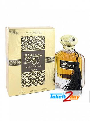Nusuk Joudath Al Oud Perfume For Men And Women 100 ML EDP