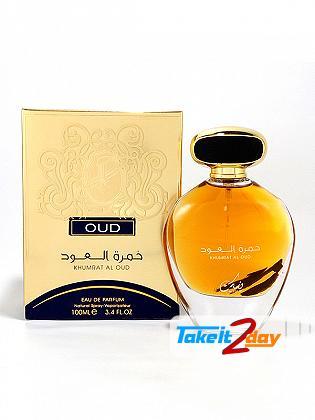 Nusuk Khumrat Al Oud Perfume For Men And Women 100 ML EDP