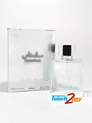 Nusuk Musk Khas Perfume For Men And Women 100 ML EDP