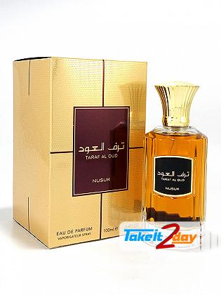 Nusuk Traf Al Oud Perfume For Men And Women 100 ML EDP