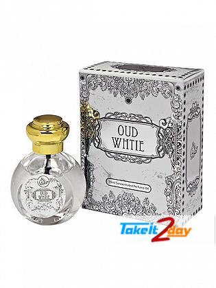 Otoori Oud White Perfume For Men And Women 15 ML CPO