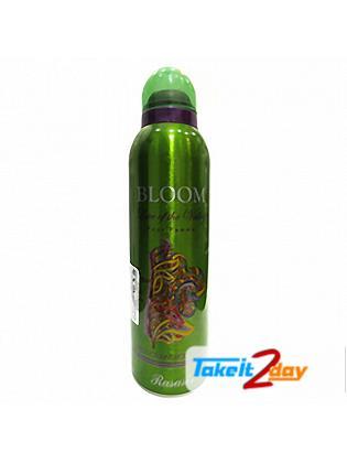 Rasasi Bloom Love Of The Valley Deodorant Body Spray For Women 200 ML