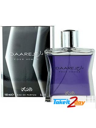 Rasasi Daarej Pour Homme Perfume For Men 100 ML EDP