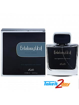 Rasasi Entebaa Perfume For Men 100 ML EDP