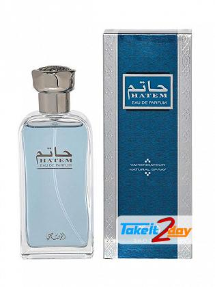 Rasasi Hatem Perfume For Men 75 ML EDP