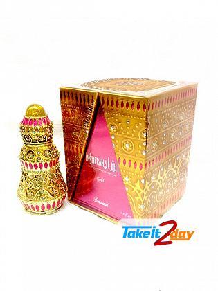 Rasasi Insherah Gold Perfume For Men And Woman 15 ML EDP