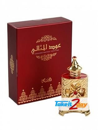 Rasasi Oudh Al Mithali Perfume Oil For Men And Women 15 ML