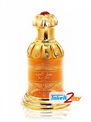 Rasasi Al Oudh Attar Perfume For Man And Women 20 ML CPO