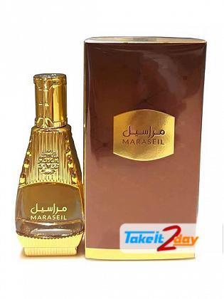 Rasasi Maraseil Attar Perfume For Men And Women 15 ML EDP