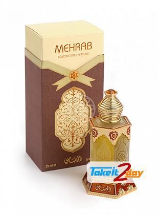 Rasasi Mehrab Perfume For Man And Women 25 ML CPO