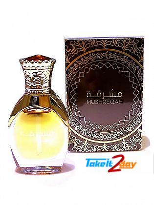 Rasasi Mushreqah Attar Perfume For Men And Women 15 ML EDP