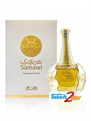 Rasasi Samawi Perfume For Man And Women 20 ML CPO