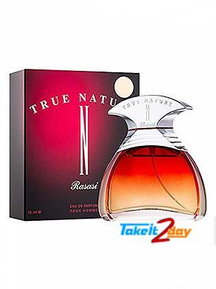 Rasasi True Nature Perfume For Man 75 ML EDT