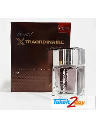 Rasasi Xtraordinaire Aromatic Eau De Perfume For Men 90 ML EDP