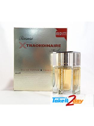 Rasasi Xtraordinaire Musky Eau De Perfume For Men 90 ML EDP