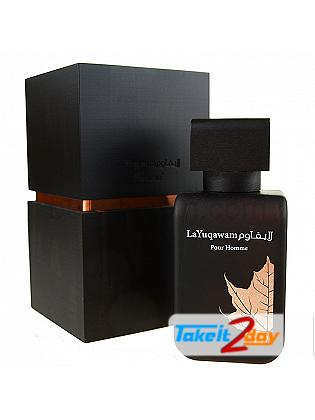 Rasasi La Yuqawam Pour Homme Perfume For Men 75 ML EDP