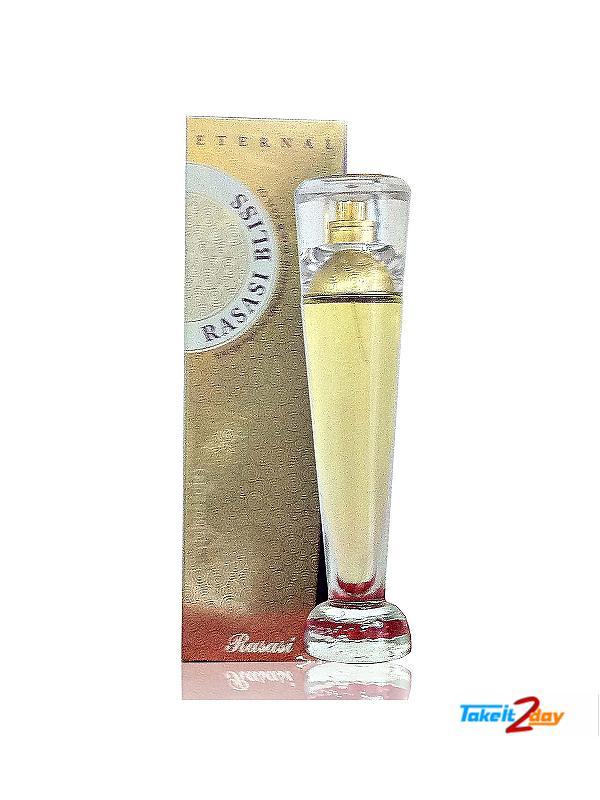 Rasasi Bliss Eternal Perfume For Women 60 ML EDT (RABLET01)