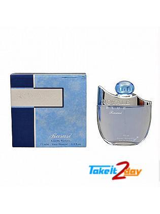 Rasasi Royal Blue Perfume For Men 75 ML EDP