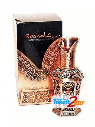 Rasasi Rasha Perfume Oil For Men And Women 12 ML
