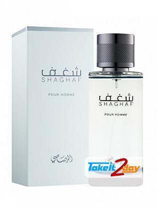 Rasasi Shaghaf Perfume For Men 100 ML EDP