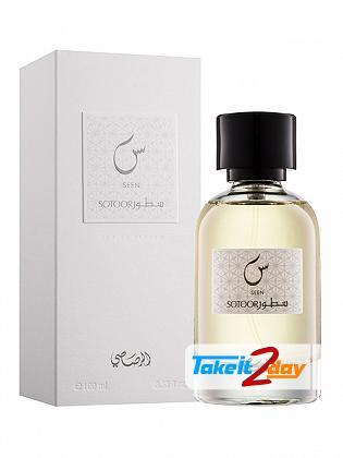Rasasi Sotoor TAA Perfume For Men And Women 100 ML EDP