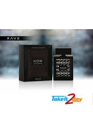 Rave Now Perfume For Men 100 ML EDP By Lattafa Perfumes