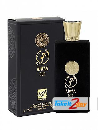 Rihanah Ajwaa Oud Perfume For Men And Women 100 ML EDP