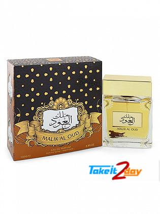 Rihanah Malik Al Oud Perfume For Men And Women 100 ML EDP