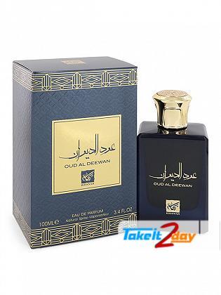 Rihanah Oud Al Deewan Perfume For Men And Women 100 ML EDP