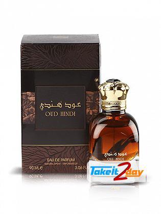 Nusuk Oud Hindi Perfume For Men And Women 100 ML EDP