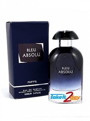 Riiffs Bleu Absolu Perfume For Men 100 ML EDP
