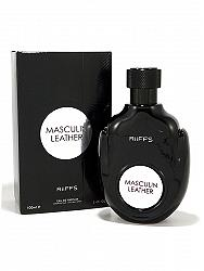 Riiffs Masculin Leather Perfume For Men 100 ML EDP