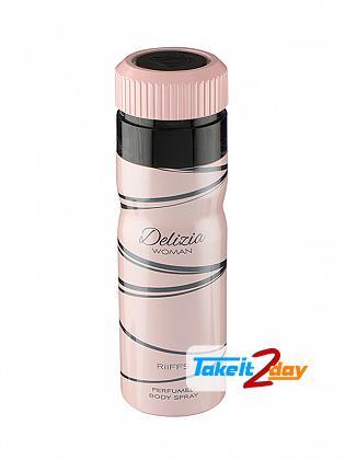Riiffs Delizia Perfume Deodorant Spray For Women 200 ML