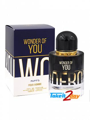 Riiffs Wonder Of You Pour Homme Perfume For Men 100 ML EDP