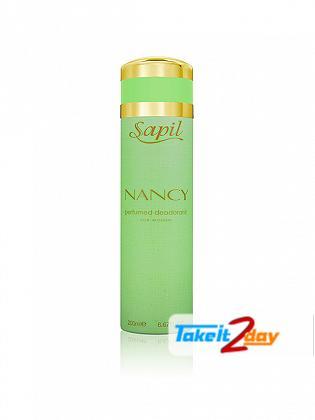Sapil Nancy Deodorant Body Spray For Women 200 ML