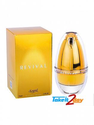 Sapil Revival Perfume For Women 75 ML EDP