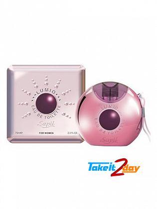 Sapil Lumio Perfume For Woman 75 ML EDP