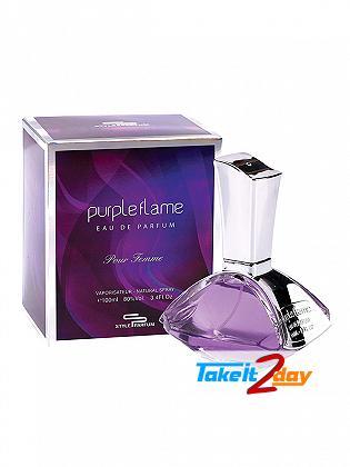 Style Parfum Purple Flame For Woman 100 ML EDP