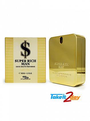Style Parfum Super Rich Man For Man 100 ML EDT