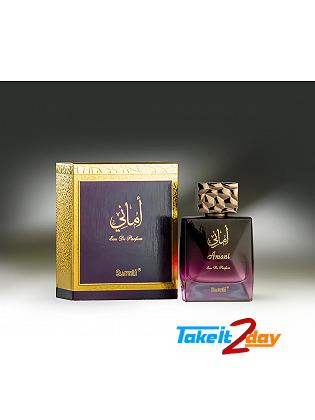 Surrati Amani Perfume For Men And Women 100 ML EDP