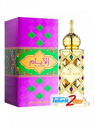 Swiss Arabian Al Ayam Perfume For Men And Women 15 ML EDP CPO