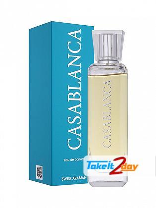 Swiss Arabian Casablanca Perfume For Men And Women 100 ML EDP
