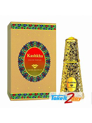 Swiss Arabian Kashkha Concentrated Perfume For Men And Women 50 ML EDP