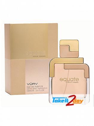 Vurv Equate Femme Perfume For Women 100 ML EDP
