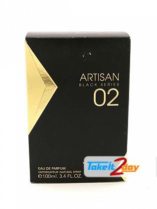 Vurv Artisan Black Perfume For Women 100 ML EDP